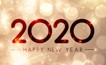 2020 New Year Wallpapers