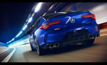 2021 Acura TLX Type S Wallpapers