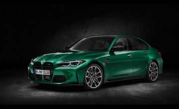2021 BMW M3 Wallpapers