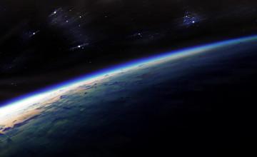 2560 x 1024 Space Wallpaper