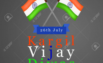 26th July Kargil Vijay Diwas Wallpapers