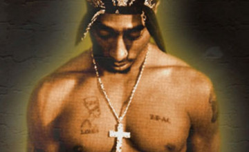 2Pac Wallpaper for iPhone