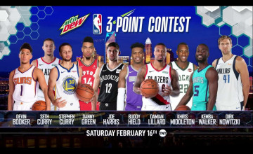 3-Point Contest 2020 Wallpapers