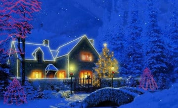 3D Animated Christmas Wallpapers