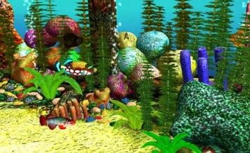 3D Aquarium Wallpapers Free Download