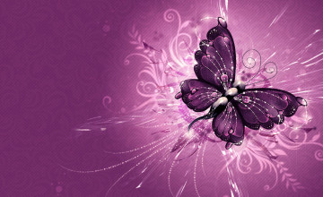 3D Butterfly Wallpaper Free Download
