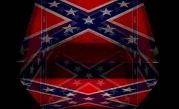 3D Confederate Flag Wallpaper