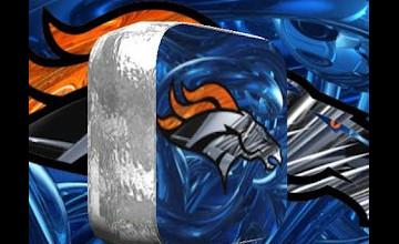 3D Denver Broncos Wallpaper