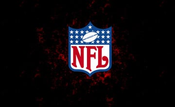 3D NFL Football Wallpaper