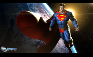 3D Superman Wallpaper