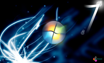 3D Wallpaper Windows 7 Pro