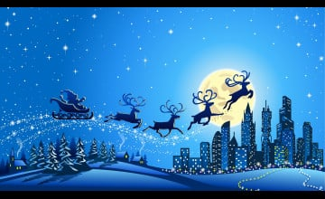 4K Christmas Wallpaper