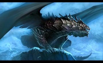 4K Cool Dragon Wallpapers