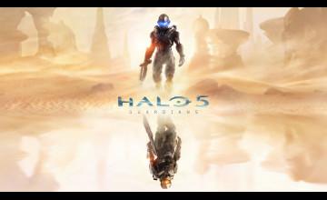 4K Halo 5 Wallpaper Guardians