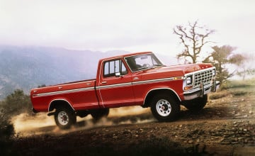 4X4 Ford Truck Wallpapers