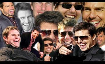 80s Tom Cruise Wallpaper