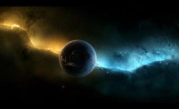 8K Space Wallpaper
