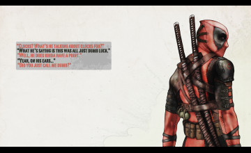 900x480 HD Wallpapers Deadpool