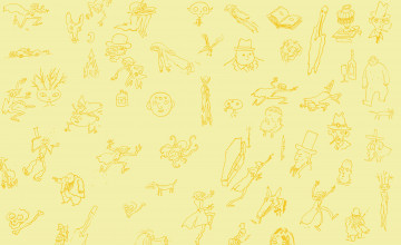 A Yellow Wallpaper