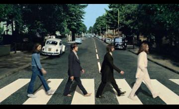 Abbey Road Wallpaper