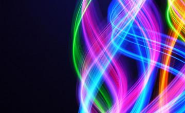 Abstract Colorful Desktop Wallpaper