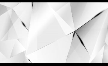 Abstract Wallpaper White