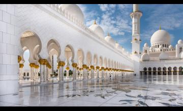 Abu Dhabi Wallpaper