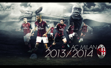 AC Milan Wallpaper 2014