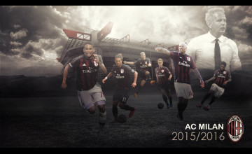 AC Milan Wallpaper 2016