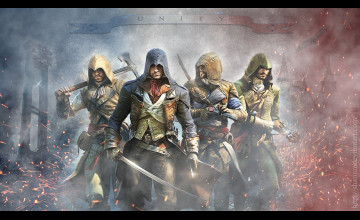 AC Unity Wallpaper