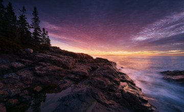 Acadia National Park Wallpaper
