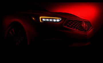 Acura TLX Wallpapers