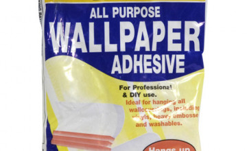 Adhesive for Wallpaper