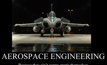 Aerospace Engineering Wallpaper