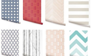 Affordable Removable Wallpaper