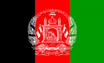 Afghanistan Flag Wallpapers