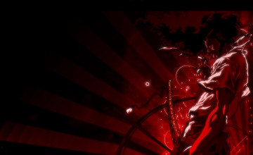 Afro Samurai Wallpaper