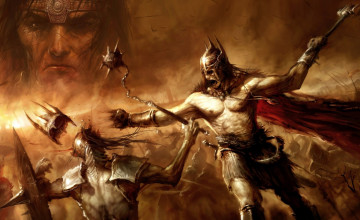 Age Of Conan Wallpaper