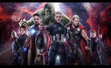 Age of Ultron 2015 Wallpaper