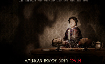 AHS Coven Wallpaper