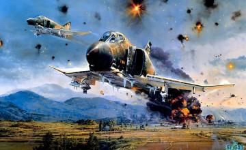Air Combat Wallpaper