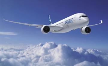 Airbus A350 Wallpaper