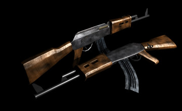 AK47 Wallpaper HD