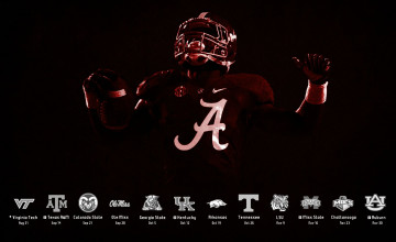 Alabama Football Wallpaper 2015