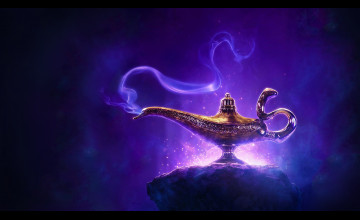 Aladdin 2019 Wallpapers