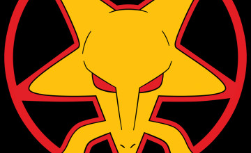 Alakazam Background