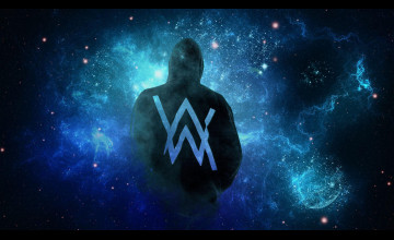 Alan Walker Logo HD Wallpapers