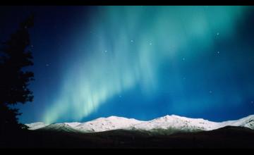 Alaska Northern Lights Wallpaper