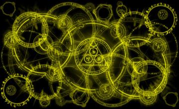Alchemy Wallpaper