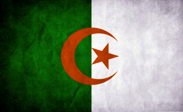 Algeria Flag Wallpapers